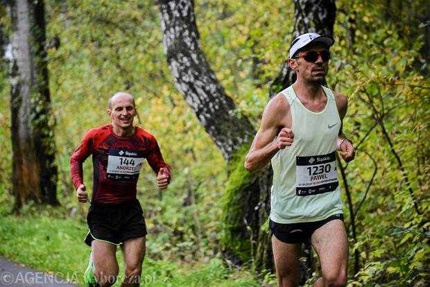Zdjęcie numer 14 w galerii - Silesia Marathon. Chłód i wiatr niestraszne, rekord pobity! [ZDJĘCIA]