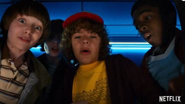 Nowy trailer 'Stranger Things'