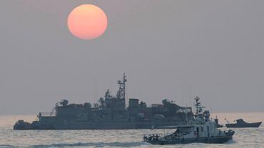 Rządowy statek Korei Południowej