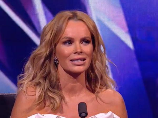 """Jurorka wywołała oburzenie wśród widzów """"Britain's Got Talent"""". Posypały się oficjalne skargi. Wszystko przez jej sukienkę"""