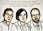Nobel z ekonomii za walkę z ubóstwem