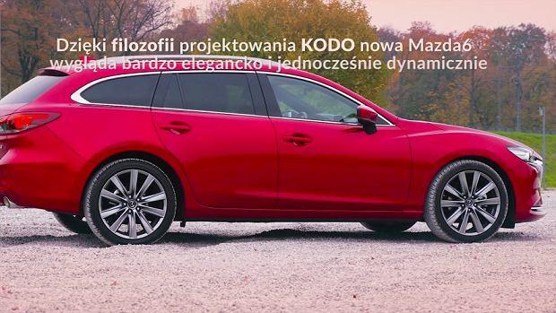 Kandydat w plebiscycie The Best of Moto.pl - Mazda 6