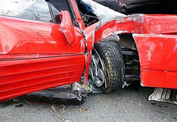 Auto produkowane było w latach 1989-1994