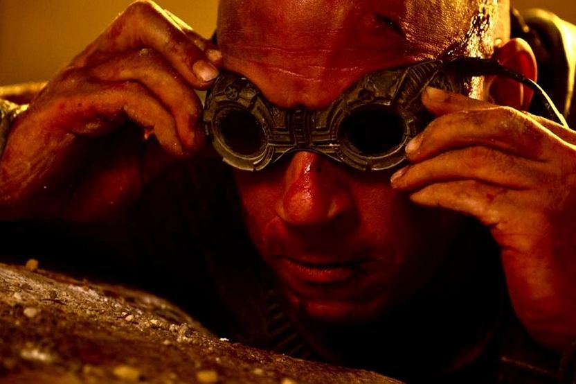 Kadr z filmu 'Riddick'
