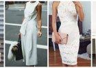 Jak nosić białe sukienki