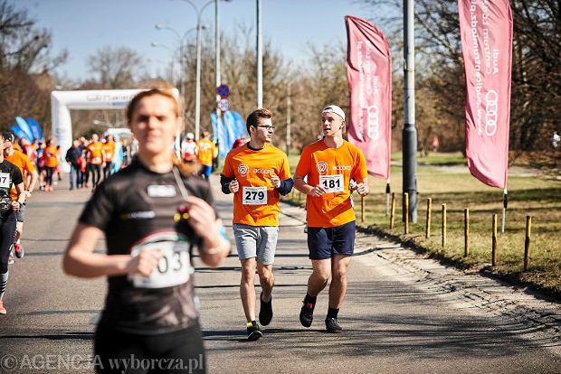 Zdjęcie numer 89 w galerii - Otwarcie sezonu biegowego w Łodzi.