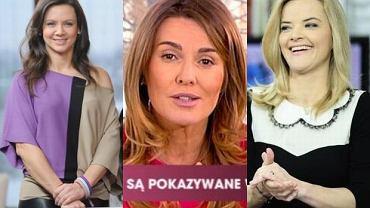 Kinga Rusin, Hanna Smoktunowicz, Monika Ricardson.