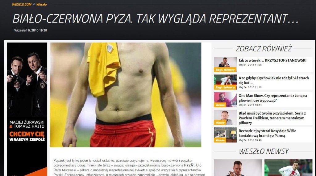 (fot. weszlo.com / screen)
