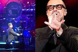 Elton John, George Michael