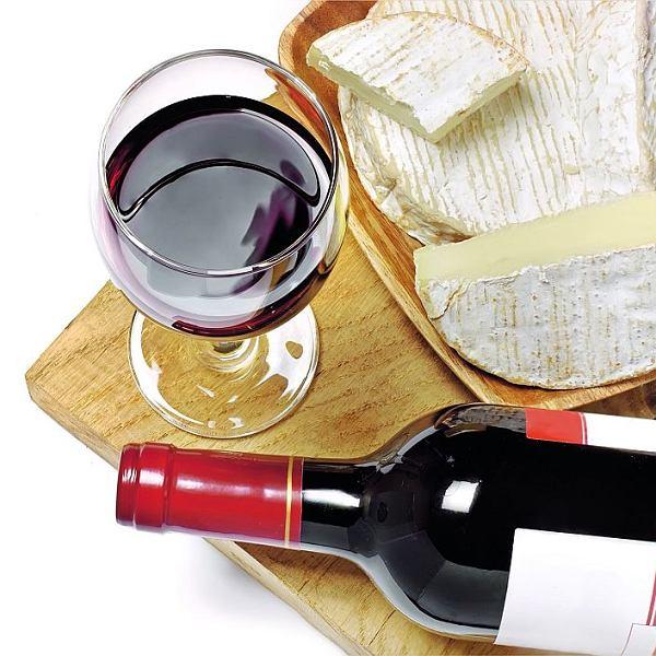 Garbnikowe czerwone wino