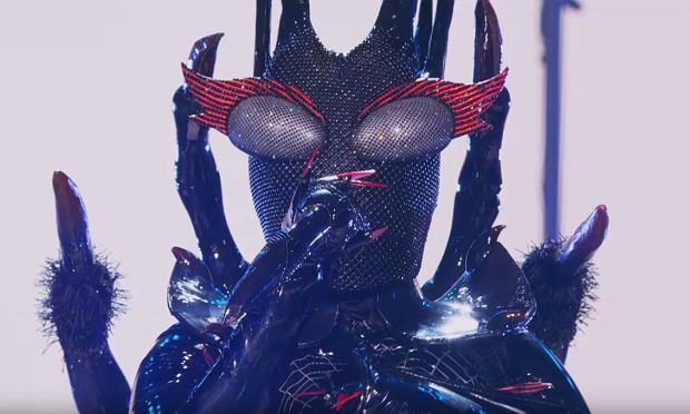 Black Widow Performs 'Believe' By Cher   Season 2 Ep. 6   THE MASKED SINGER