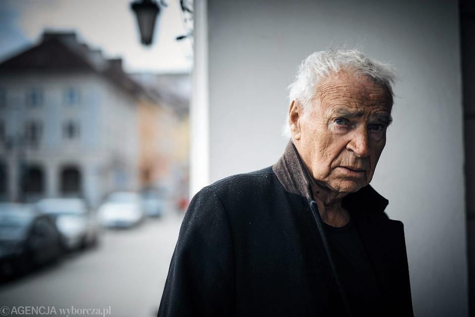 Janusz Głowacki, 2017 r.