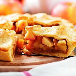 Amerykańskie apple pie, czyli ciasto z jabłkami