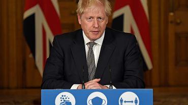 """Johnson: Od czwartku całkowity lockdown w Anglii. """"Nie ma alternatywy"""""""