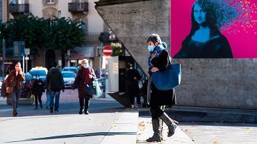 Epidemia koronawirusa w Szwajcarii