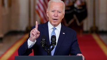 Joe Biden, prezydent USA
