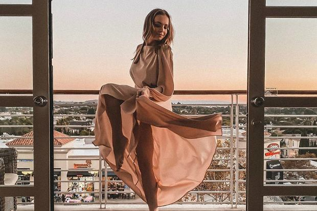 wendzikowska sukienka