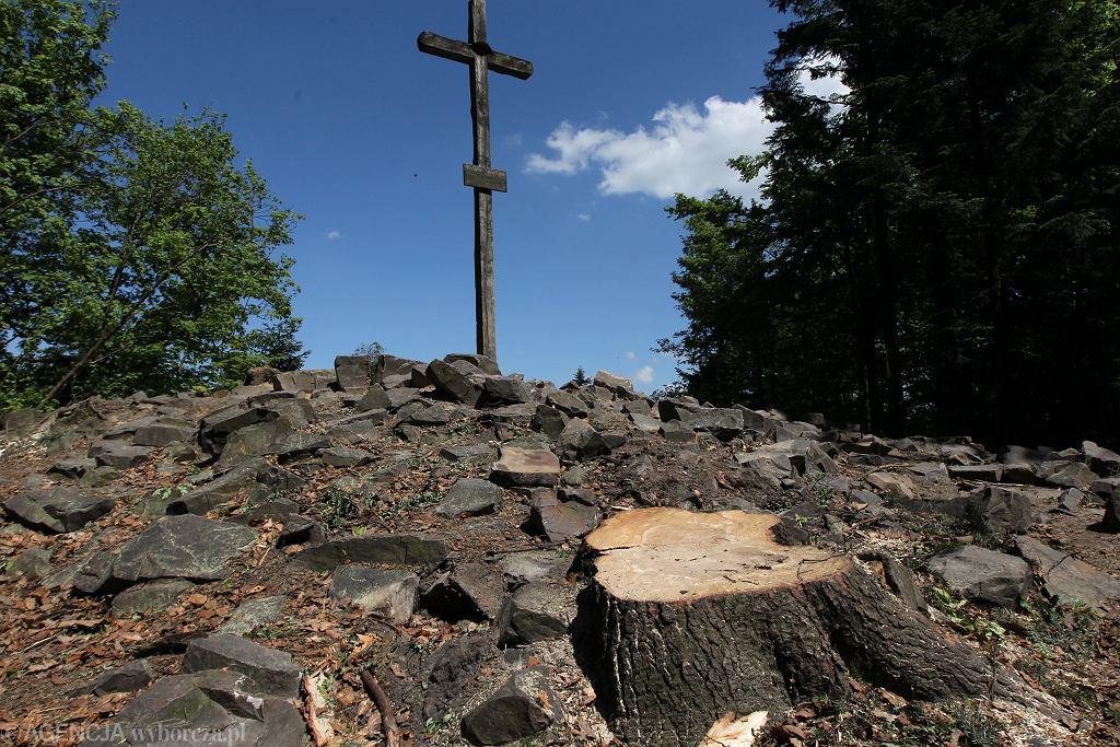 Turyści nie zdobywali najwyższego szczytu Gór Świętokrzyskich? W końcu to potwierdzono