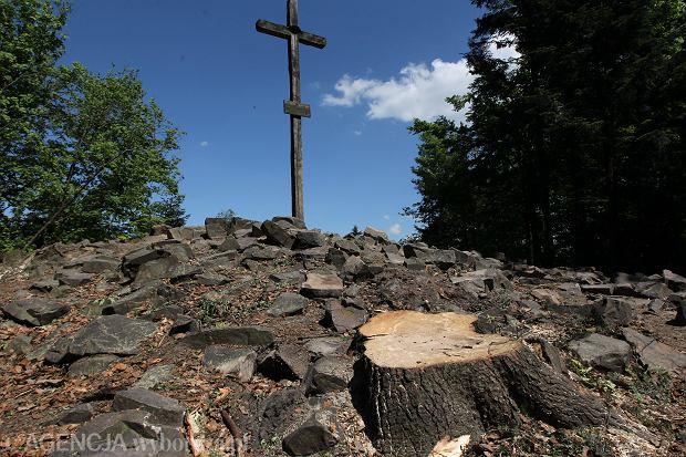 Turyści nie zdobywali najwyższego szczytu Gór Świętokrzyskich?Już wiadomo, że to nie Łysica