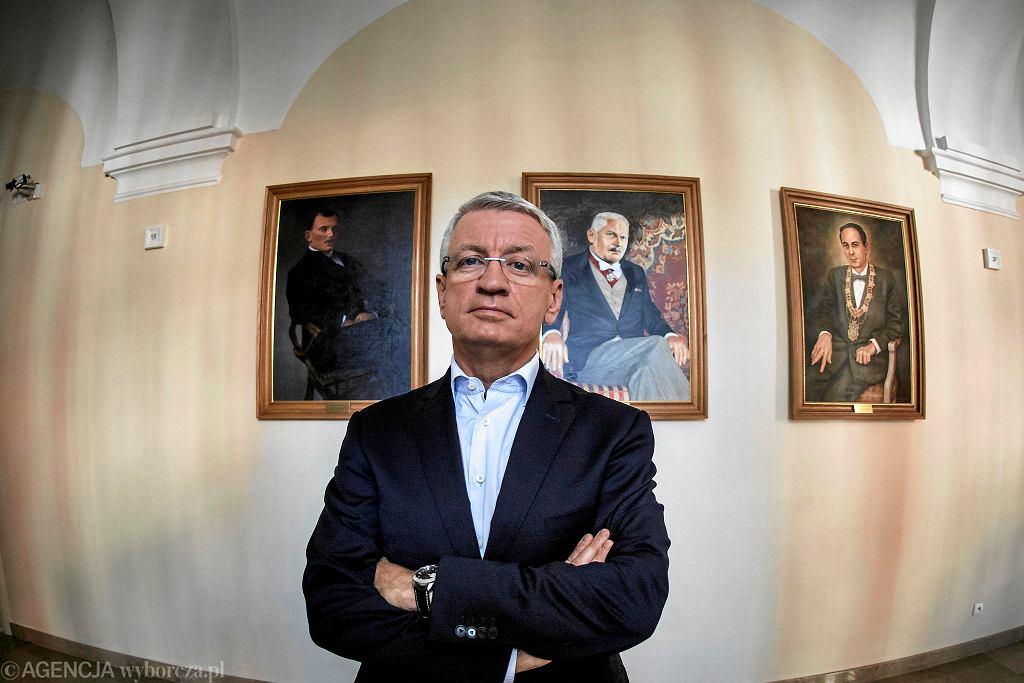 Prezydent Jacek Jaśkowiak jest kandydatem Koalicji Obywatelskiej w prawyborach na prezydenta kraju.