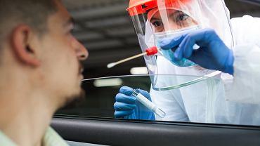 Jak się przygotować do testu na koronawirusa? Zdjęcie ilustracyjne