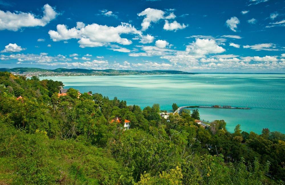 Jezioro Balaton, Węgry