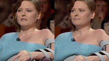 Izabeli Olchowicz-Marcinkiewicz w programie 'Skandaliści'