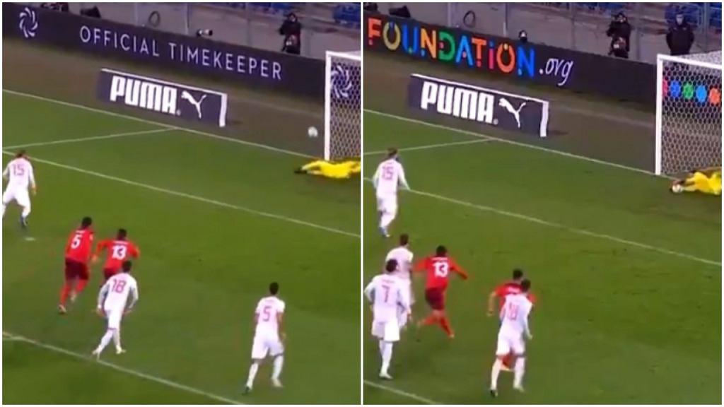 Sergio Ramos nie trafił dwóch rzutów karnych w meczu ze Szwajcarią