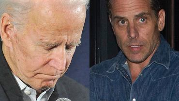 Joe i Hunter Biden