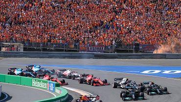 5.09.2021, Zandvoort, wyścig o Grand Prix Holandii Formuły 1