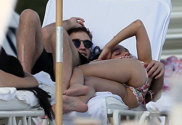 Robert Pattinson i FKA Twigs, nowa dziewczyna Roberta Pattinsona