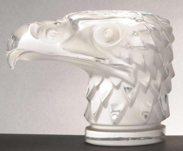 Figurka Orła Rene Lalique