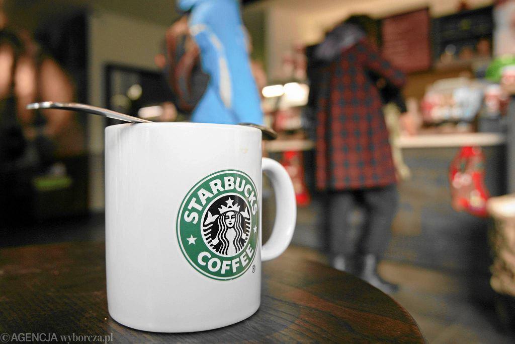 Kawiarnia Starbucks