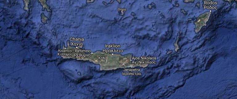 """Grecja. Silne trzęsienie ziemi w rejonie Krety. """"Poważne szkody"""""""