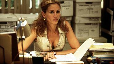 Erin Brockovich powiedziała do szefa: 'Nie chcę litości, wolę wypłatę'