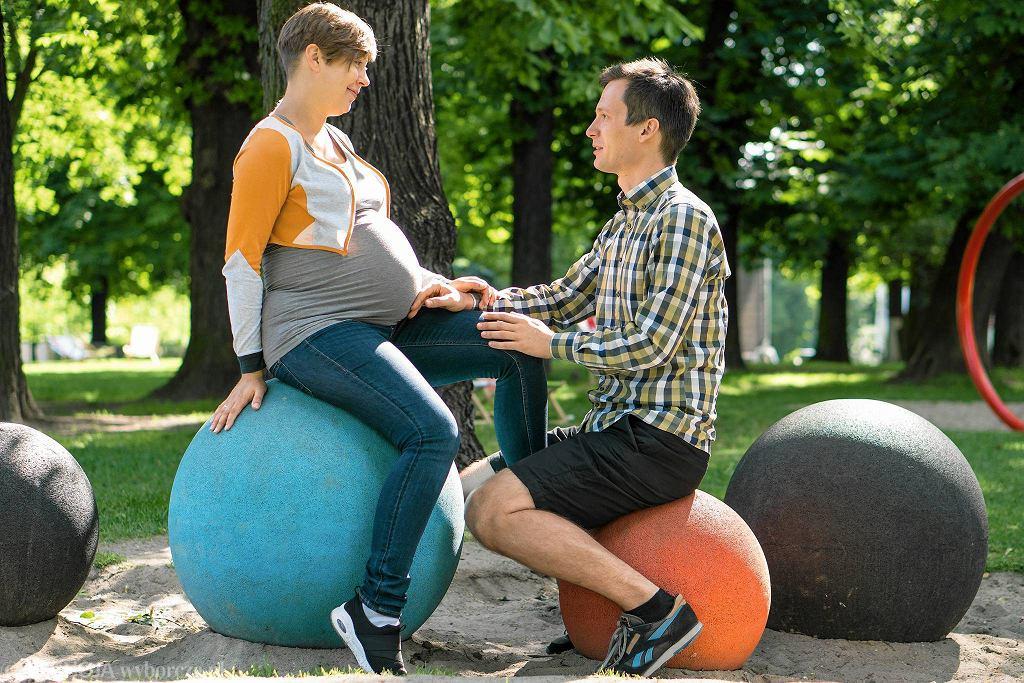 Paulina Łagodzińska i Paweł Łuczak Przewidywany termin porodu: 29 sierpnia Wybrane imię: Lucyna