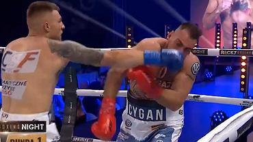 Luchando contra Igor Yakubovsky - Kajitan Kalinovsky