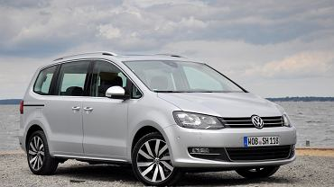 Volkswagen Sharan FL 2.0 TDI