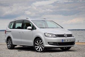 Volkswagen Sharan FL | Pierwsza jazda | Dla bezpieczeństwa rodziny