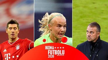 Zwycięzcy głosowania kibiców w Ikonie Futbolu 2020