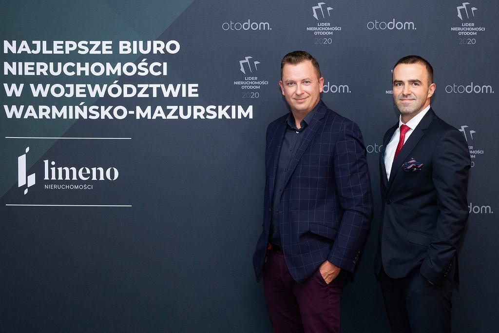 Lider Nieruchomości Otodom 2020. Limeno Nieruchomości najlepszym biurem na Warmii i Mazurach