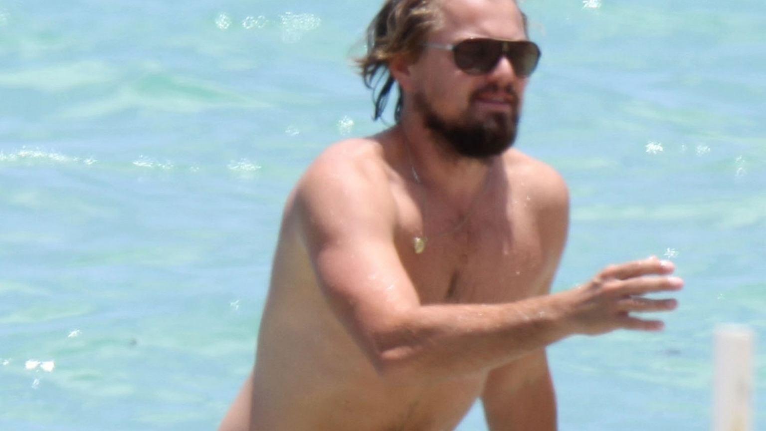 Leonardo DiCaprio uratował tonącego mężczyznę! Bez wahania rzucił się na pomoc.