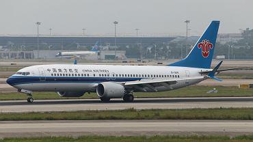 Chiny zawieszają loty Boinga 737 MAX 8
