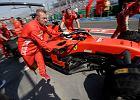 F1. Włoskie media krytykują Ferrari po występie w Grand Prix Australii