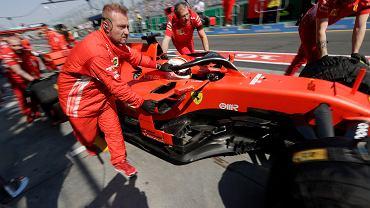 Grand Prix Formuły 1 w Melbourne