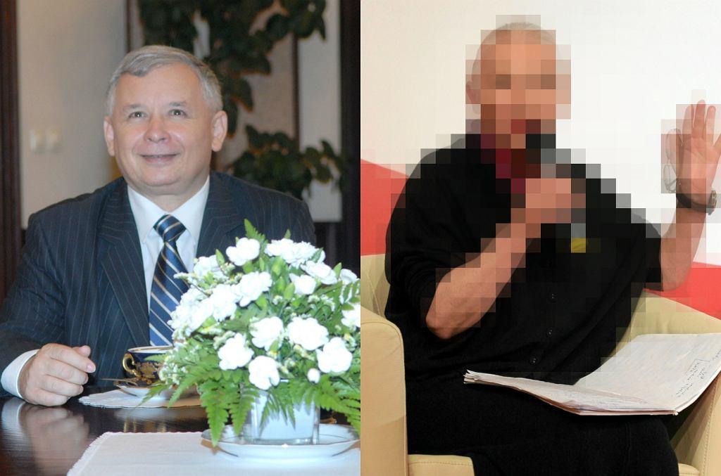 Jarosław Kaczyński, Jadwiga Staniszkis