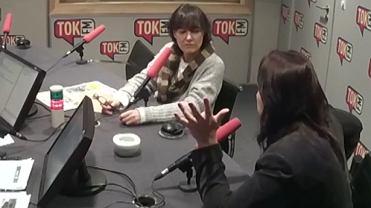 Mikołaj Lizut, Kazimiera Szczuka i Diana Piotrowska