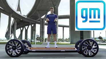 Nowe logo General Motors i platforma Ultium