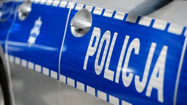 Policyjny radiowóz (zdjęcie ilustracyjne)