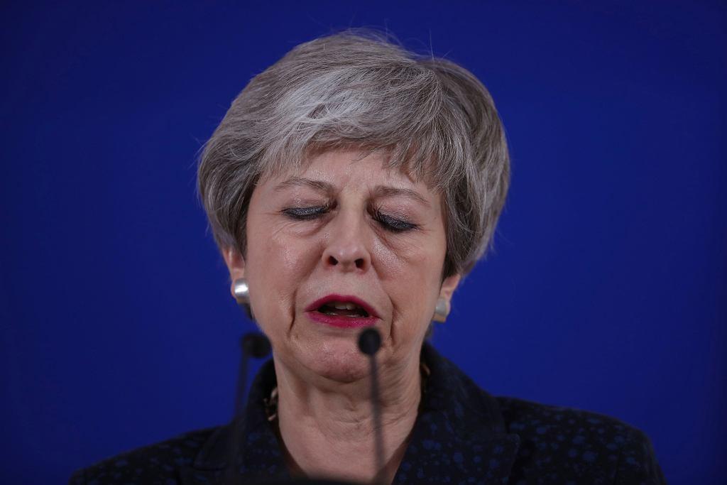 Brexit. Theresa May